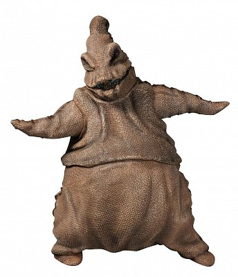 Nightmare before Christmas Select Deluxe Action Figure Oogie Boogie 20 cm --- DAMAGED PACKAGING