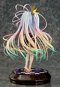 No Game No Life Statue 1/7 Shiro Tuck Up Ver. 20 cm --- DAMAGED PACKAGING