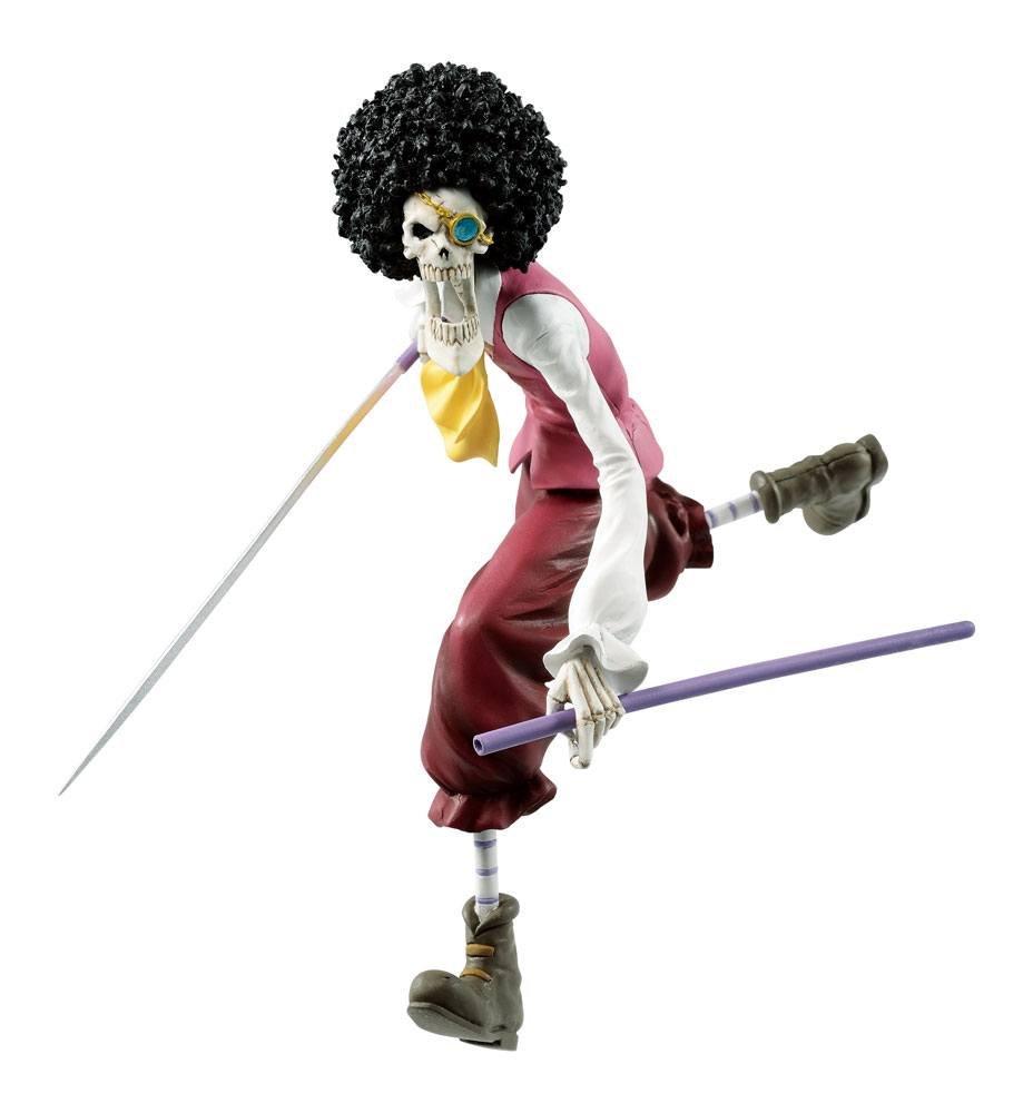 Stampede Ichibansho PVC Statue Sanji 16 cm Statues Bandai Ichibansho One Piece