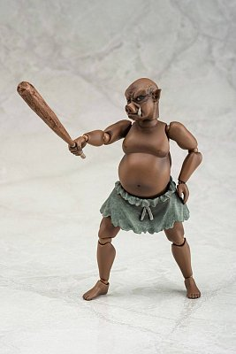 Original Character Action Figure 1/12 Daiki no Orc-san 15 cm