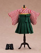 Original Character Parts for Nendoroid Doll Figures Outfit Set (Hakama - Girl)