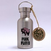 Pink Floyd Stainless Steel Water Bottle Logo