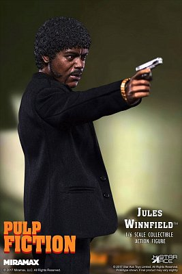 Pulp Fiction My Favourite Movie Action Figure 1/6 Jules Winnfield 30 cm --- DAMAGED PACKAGING