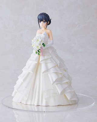 Rascal Does Not Dream of Bunny Girl Senpai Statue 1/7 Shoko Mahinohara Wedding Ver. 22 cm --- DAMAGED PACKAGING