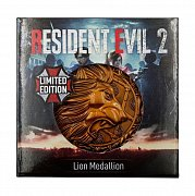 Resident Evil 2 Replica 1/1 Lion Medallion