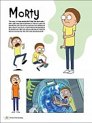 Rick and Morty Art Book The Art of Rick and Morty *English Version* --- DAMAGED PACKAGING