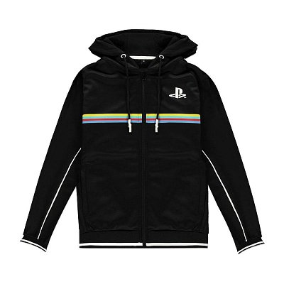 Sony PlayStation Hooded Sweater Color Stripe