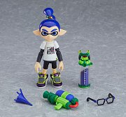 Splatoon Figma Action Figure Splatoon Boy 10 cm