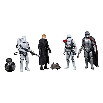 Star Wars Celebrate the Saga Action Figures 5-Pack The First Order 10 cm --- DAMAGED PACKAGING