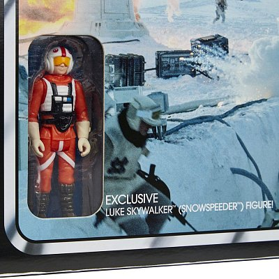 Star Wars Episode V Board Game with Action Figure Hoth Ice Planet Adventure Game *English Version* --- DAMAGED PACKAGING