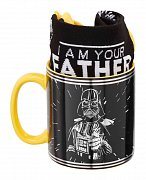 Star Wars Fathers Day Mug & Socks Set I Am Your Father