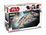 Star Wars Model Kit 1/72 Millennium Falcon 38 cm
