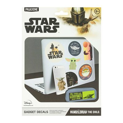 Star Wars The Mandalorian Gadget Decals The Child
