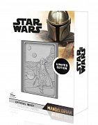 Star Wars: The Mandalorian Iconic Scene Collection Limited Edition Ingot The Mandalorian