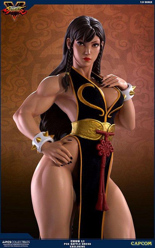 chun li street fighter 5 alternate costume