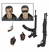 Terminator Action Figure Ultimate Police Station Assault T-800 (Motorcycle Jacket) 18 cm