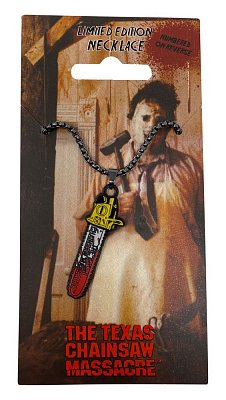 Texas Chainsaw Massacre Necklace Leatherface Limited Edition