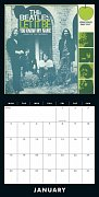 The Beatles Collector\'s Edition Record Sleeve Calendar 2021 *English Version*