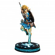 The Legend of Zelda Breath of the Wild PVC Statue Link Collector\'s Edition 25 cm --- DAMAGED PACKAGING