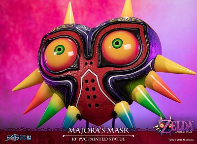 The Legend of Zelda PVC Statue Majora\'s Mask Standard Edition 25 cm