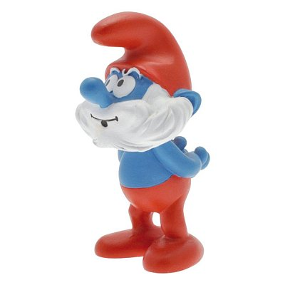 The Smurfs Collector Collection Statue Papa Smurf 15 cm