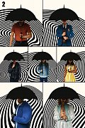 The Umbrella Academy Poster Pack Family 61 x 91 cm (5)