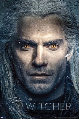 The Witcher Poster Pack Close Up 61 x 91 cm (5)