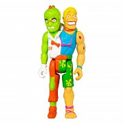 Toxic Crusaders ReAction Action Figure Wave 1 Headbanger 10 cm