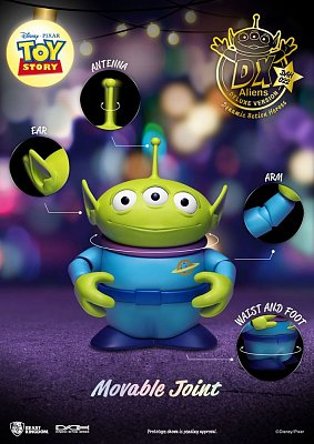 Toy Story Dynamic 8ction Heroes Action Figure 3-Pack Aliens DX Ver. 12 cm