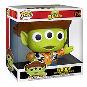 Toy Story Super Sized POP! Disney Vinyl Figure Alien as Woody 25 cm --- DAMAGED PACKAGING