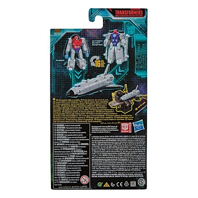 Transformers Generations War for Cybertron: Earthrise Action Figures Micromasters 2020 W2 Asst. (8)