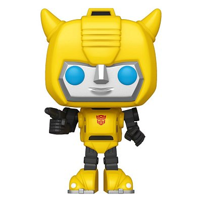 Transformers POP! Movies Vinyl Figure Bumblebee 9 cm