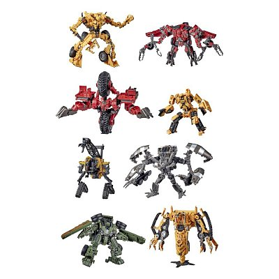 Transformers: Revenge of the Fallen Studio Series Action Figure 2020 8-Pack Devastator