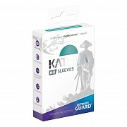 Ultimate Guard Katana Sleeves Japanese Size Turquoise (60)