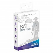 Ultimate Guard Katana Sleeves Japanese Size White (60)