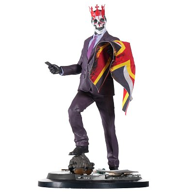 Watch Dogs Legion PVC Statue Resistant Of London 26 cm